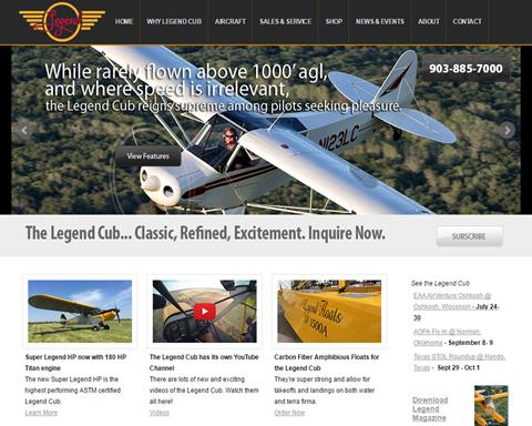American Legend Aircraft Co