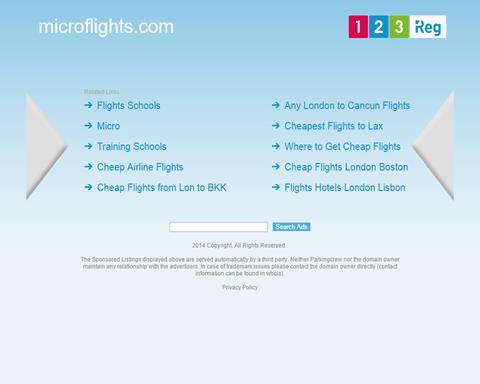 Microflights