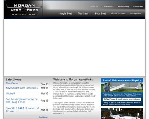 Morgan Aero Works