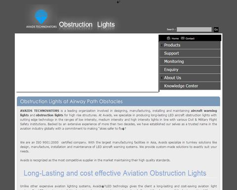 Obstruction Lighting