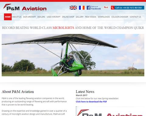 Mainair Sports / Pegasus Aviation