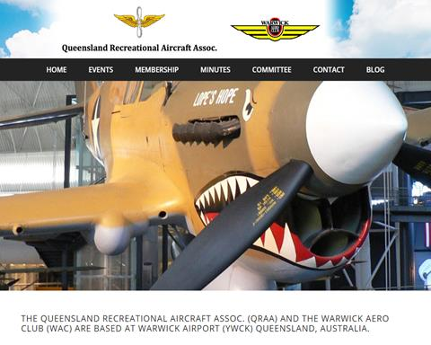 Queensland Recreational Aircraft Assoc