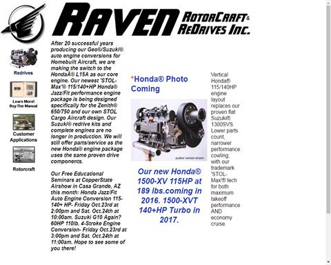 Raven Rotorcraft & Redrives Inc.