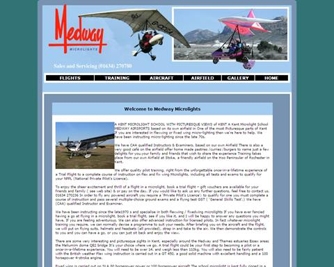 Medway  Microlights