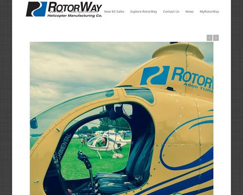 RotorWay Helicopter MFG. CO.