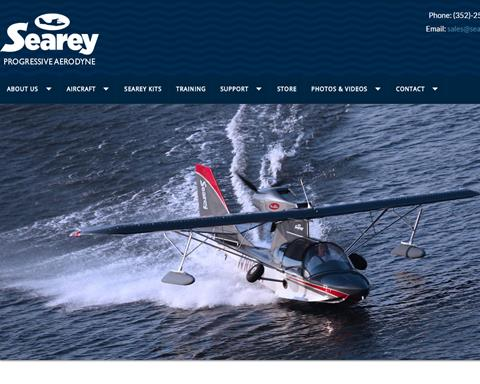 Searey, Progressive Aerodyne, INC