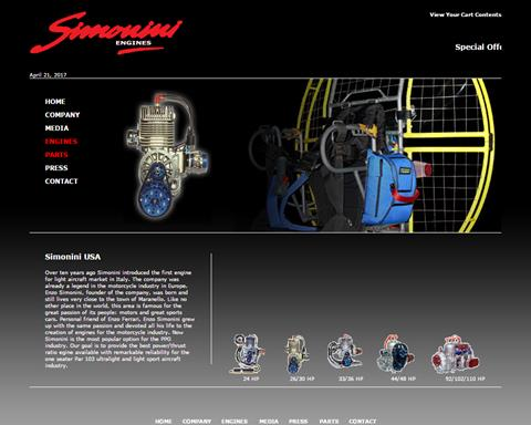 Simonini Engines USA