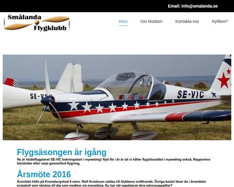 Smålanda Flygklubb