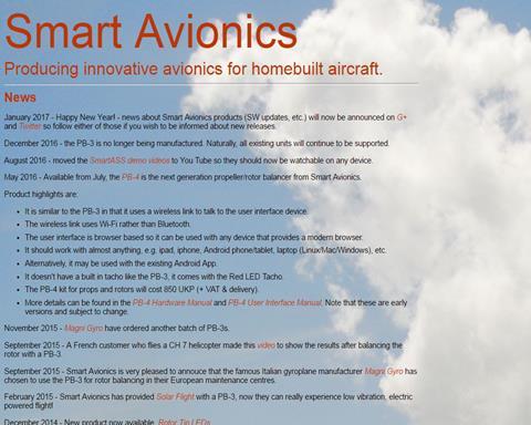Smart Avionics Ltd.