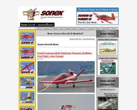 SONEX LtD