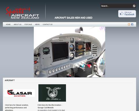 Sports Aircraft New Zealand