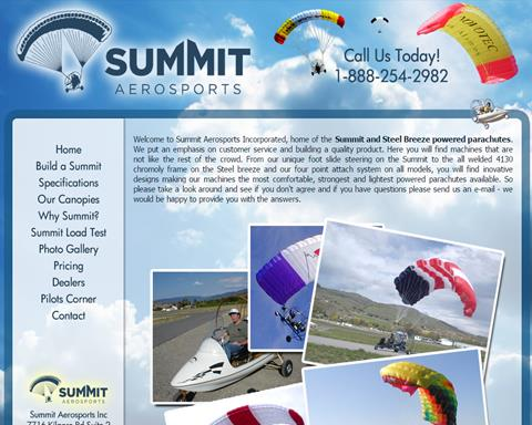 Summit Powered Parachutes USA