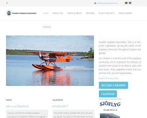 Swedish Seaplane Association