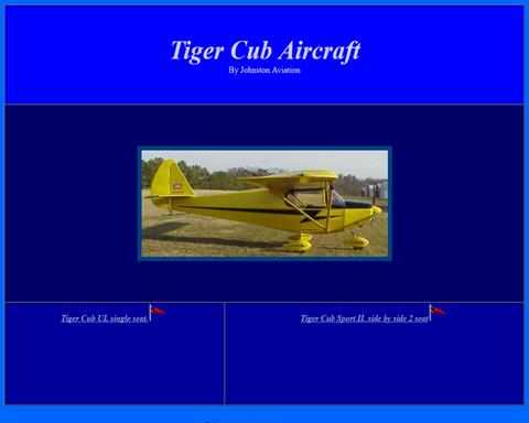Johnston Aviation / Tiger Cub Manufacturer