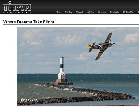 Titan Aircraft