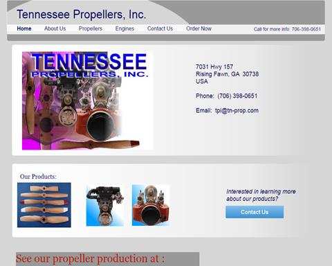 Tennessee Propeller Inc.