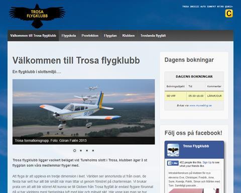 Trosa flygklubb