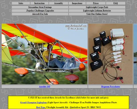 2003 Sun N Fun Best Clic Ultralight Hawk Sport