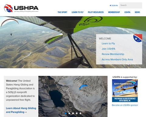 United states hang gliding association