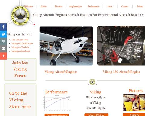 Viking Aircraft Engines