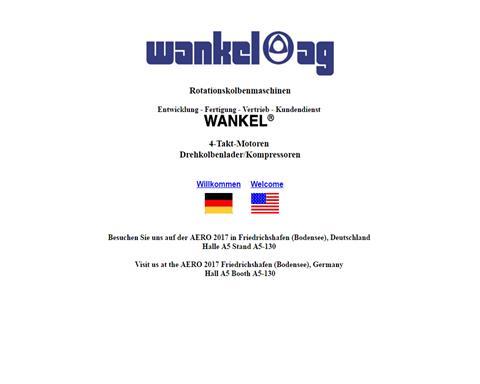 WANKEL ROTARY GmbH