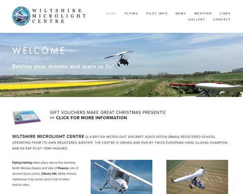 The Wiltshire Microlight Centre