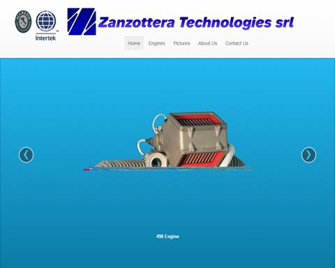 Zanzottera Engines