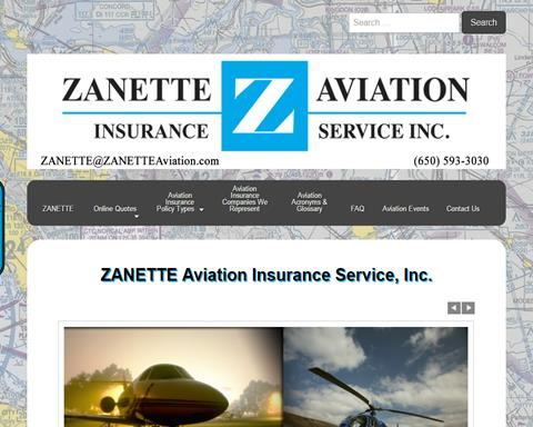 Zanette Light Sport Aircraft Insurance